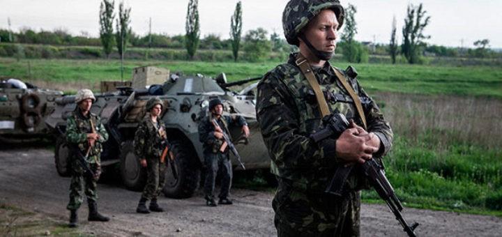прекращение огня на Донбассе
