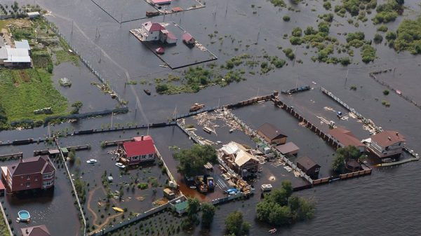 последствия стихийного бедствия в отдельных регионах Украины