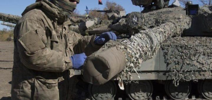 Предложение Кучмы не стрелять в ответ