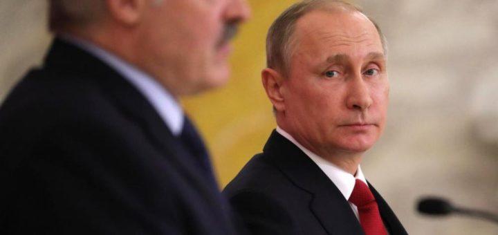 объединить Россию и Белоруссию