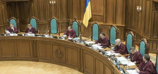 Решения Конституционного Суда