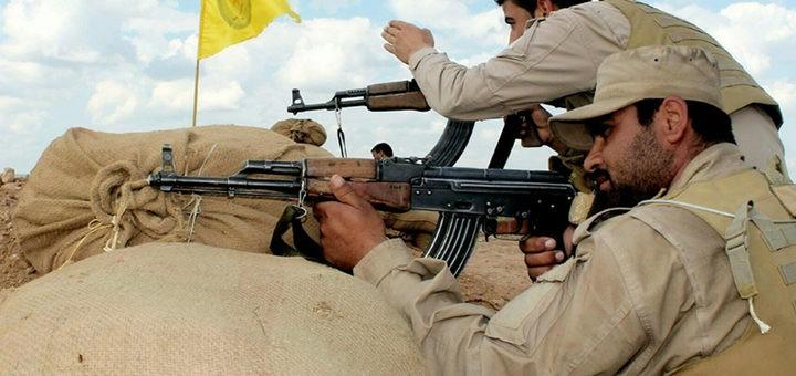 Российским военнослужащим пришлось отступить с военной базы в Таль-Сальбе