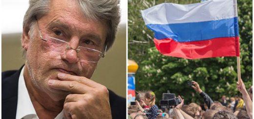 Ющенко сжигает мосты