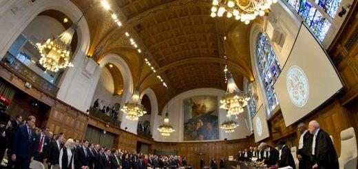 Украина просит Гаагский суд отклонить предварительные возражения Российской Федерации