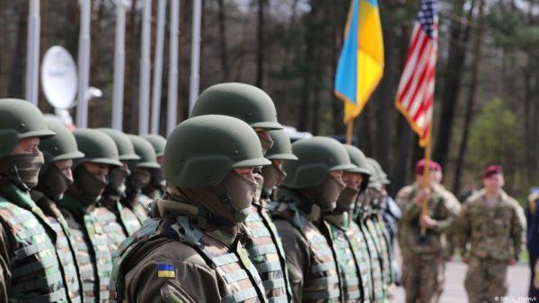 Украинская военная угроза