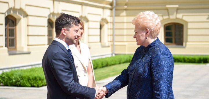 Визит Владимира Зеленского в столицу ЕС и НАТО