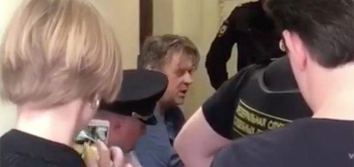 Москвич, взявший в заложники семью и убивший человека