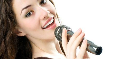 Чтобы голос был красивым