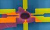 """Ученые создали самый маленький в мире """"батут"""", изготовленный из """"плоского"""" материала нового типа"""