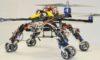 Змееробот + квадрокоптер = универсальный спасательный дрон